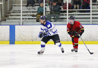 Hilliard Hockey v Westerville 1-12-14